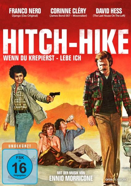 Hitch Hike - Wenn du krepierst lebe ich (DVD)