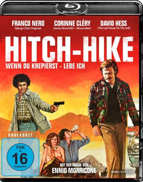 Hitch Hike - Wenn du krepierst lebe ich (Blu-ray)