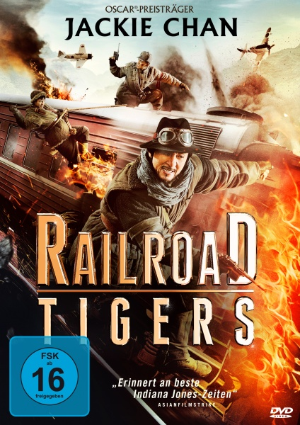 Railroad Tigers (DVD)