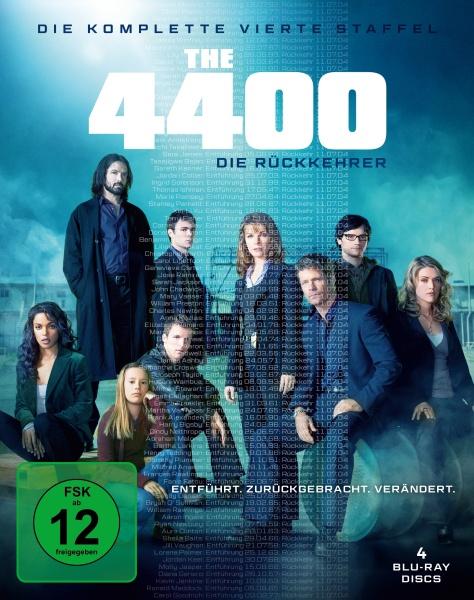 4400 - Die Rückkehrer - Staffel 4 (4 Blu-rays)