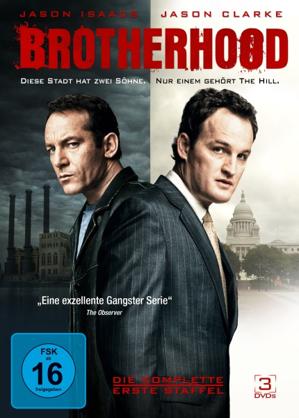 Brotherhood - Staffel 1 (3 DVDs)