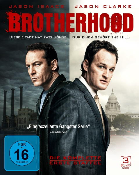 Brotherhood - Staffel 1 (3 Blu-rays)