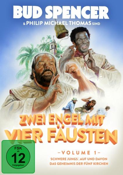 Zwei Engel mit vier Fäusten - Vol. 1 (3 DVDs)