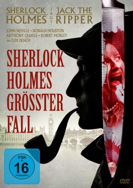 Sherlock Holmes' größter Fall (DVD)