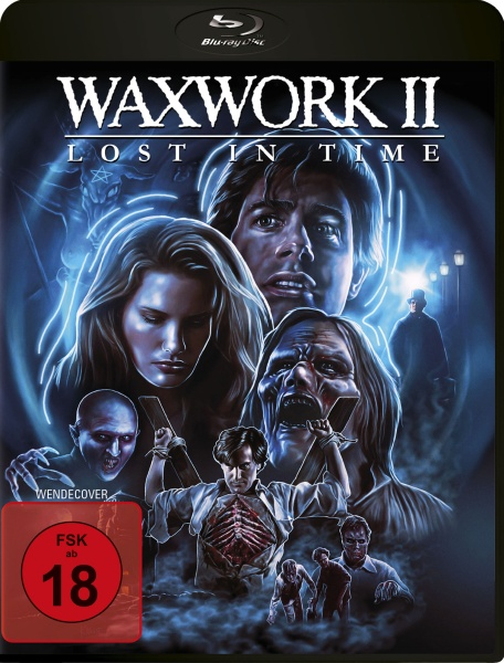 Waxwork 2 - Lost in Time (Blu-ray)