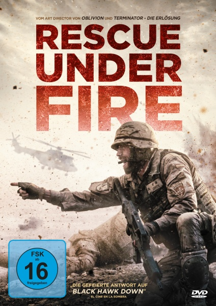 Rescue Under Fire (DVD)