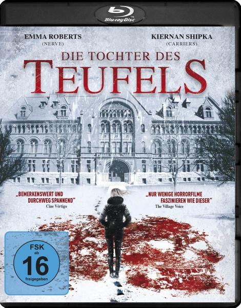 Die Tochter des Teufels (Blu-ray)
