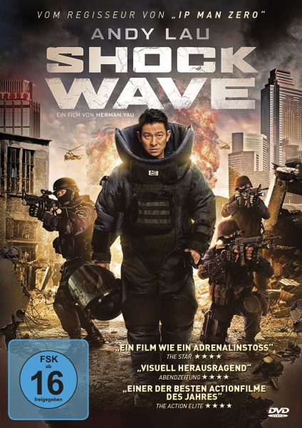 Shock Wave (DVD)