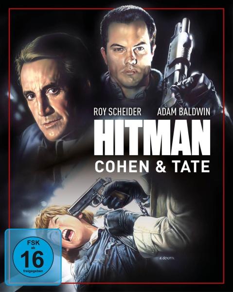 Hitman - Cohen & Tate (Mediabook A, 1 Blu-ray + 2 DVDs)