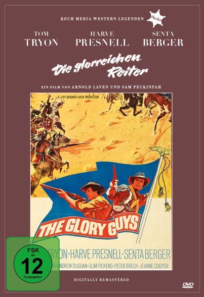 Die glorreichen Reiter (Edition Western-Legenden #62) (DVD)