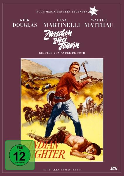 Zwischen zwei Feuern (Edition Western-Legenden #54) (DVD)