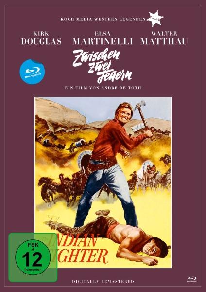 Zwischen zwei Feuern (Edition Western-Legenden #54) (Blu-ray)