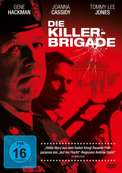 Die Killer-Brigade (DVD)
