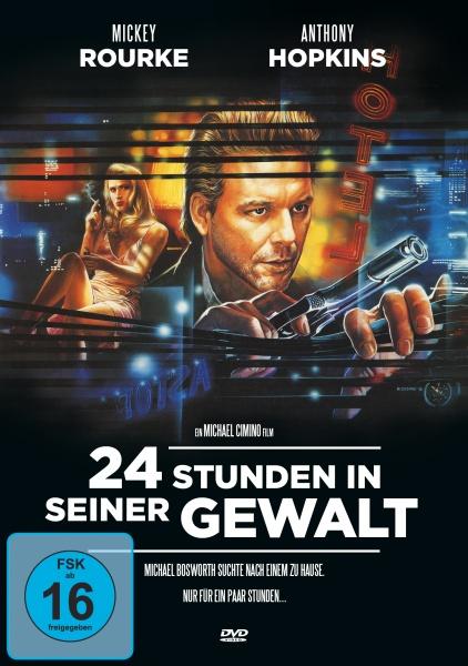 24 Stunden in seiner Gewalt (DVD)