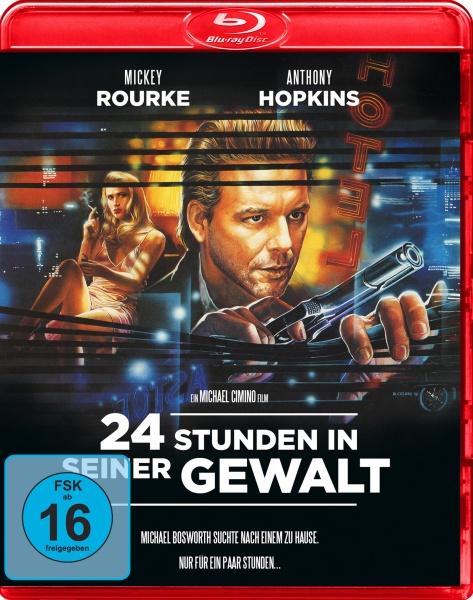 24 Stunden in seiner Gewalt (Blu-ray)