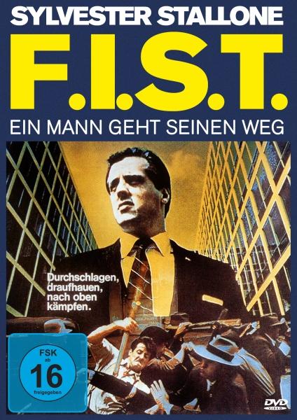 F.I.S.T. - Ein Mann geht seinen Weg - Special Edition (DVD)