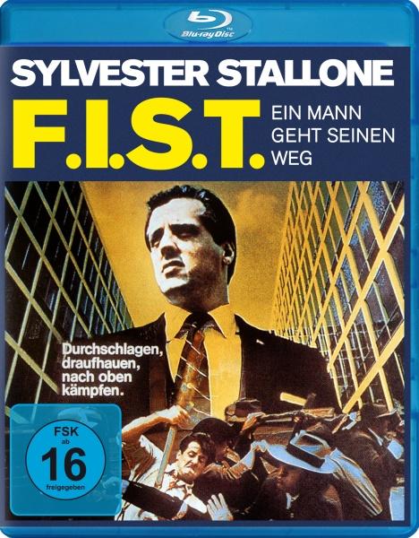 F.I.S.T. - Ein Mann geht seinen Weg - Special Edition (Blu-ray)