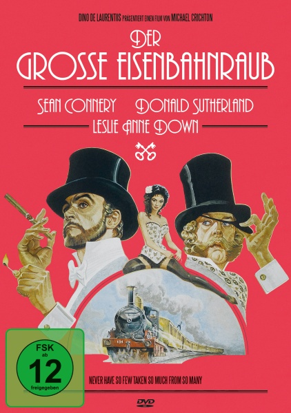 Der grosse Eisenbahnraub (DVD)