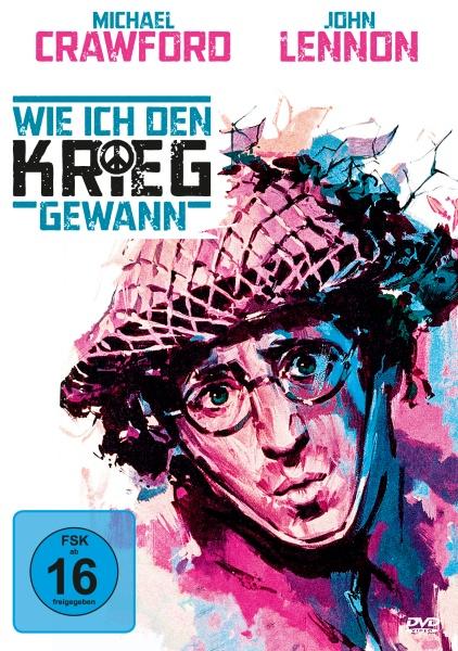 John Lennon: Wie ich den Krieg gewann (DVD)