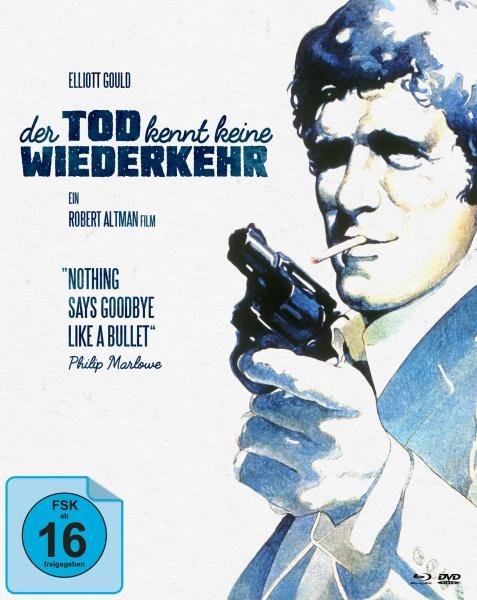 Der Tod kennt keine Wiederkehr (Mediabook, 1 Blu-ray + 2 DVDs)
