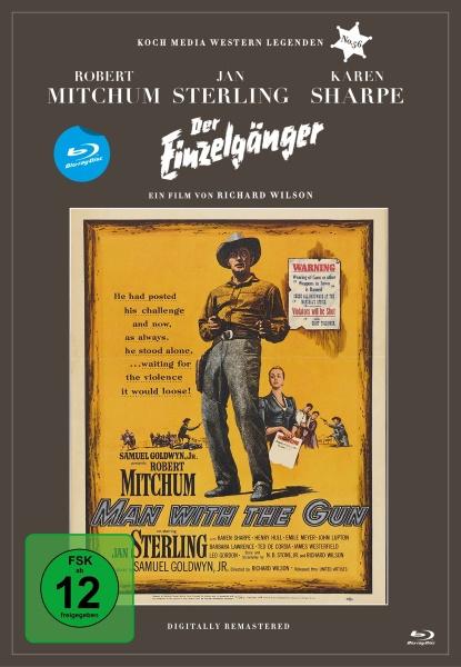 Der Einzelgänger (Edition Western-Legenden #56) (Blu-ray)