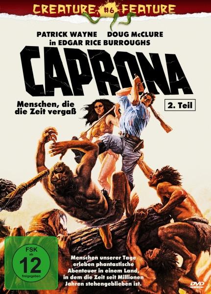 Caprona 2 - Menschen, die die Zeit vergaß (DVD)