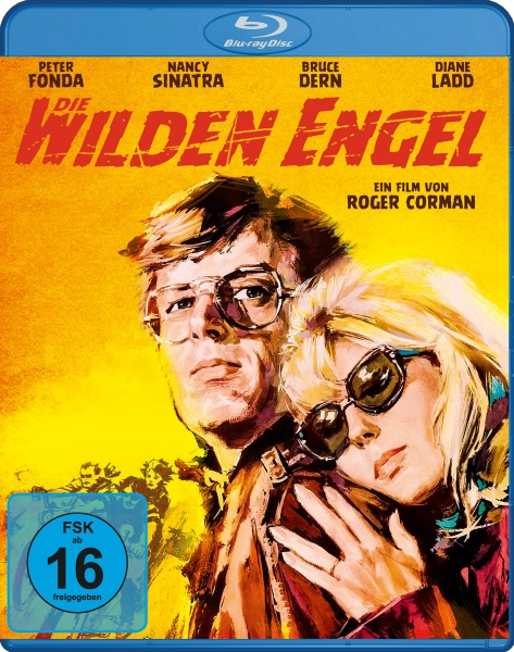 Die wilden Engel (Blu-ray)
