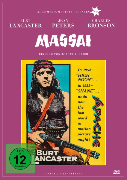Massai - Der grosse Apache (Edition Western-Legenden #53) (DVD)