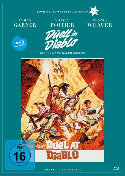 Duell in Diablo (Edition Western-Legenden #52) (Blu-ray)