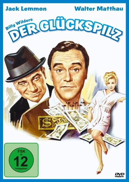 Der Glückspilz (DVD)