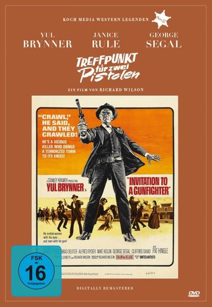 Treffpunkt für zwei Pistolen (Edition Western-Legenden #57) (DVD)