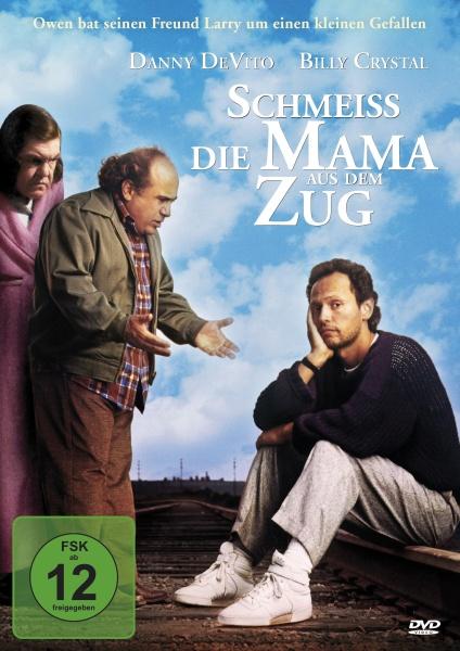 Schmeiß' die Mama aus dem Zug (DVD)
