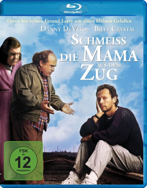 Schmeiß' die Mama aus dem Zug (Blu-ray)