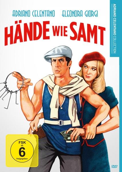 Hände wie Samt (DVD)