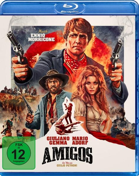 Amigos (Blu-ray)