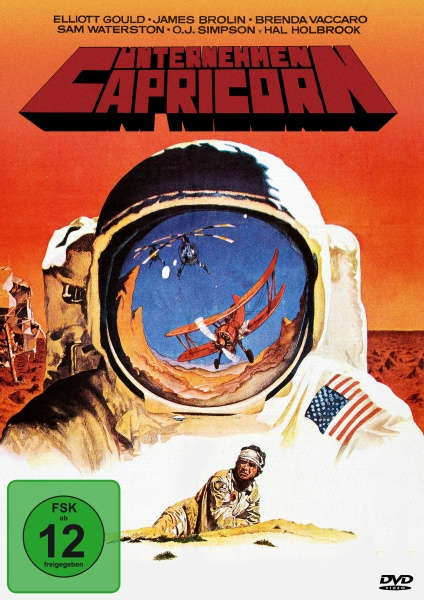 Unternehmen Capricorn - Special Edition (2 DVDs)