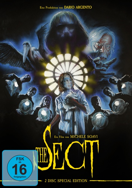 Dario Argento präsentiert The Sect (2 DVDs)