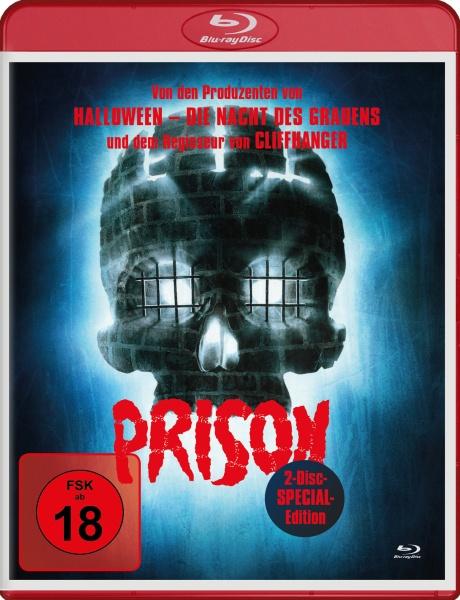 Prison - Rückkehr aus der Hölle (Blu-ray+DVD)