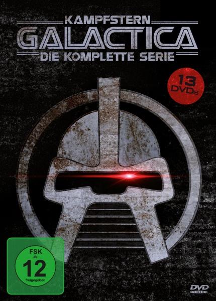 Kampfstern Galactica - Superbox (Neuauflage) (13 DVDs)