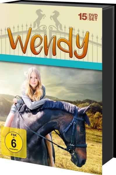 Wendy - Die komplette Serie (Keepcase) (15 DVDs)