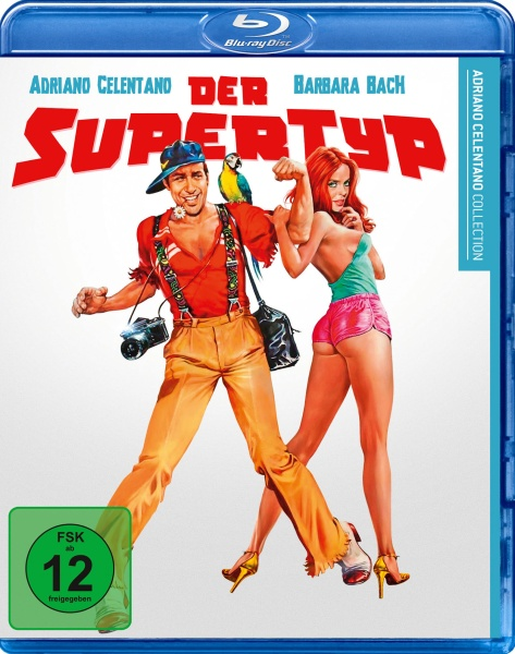 Der Supertyp (Blu-ray)