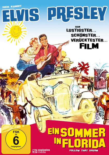 Elvis Presley: Ein Sommer in Florida (DVD)