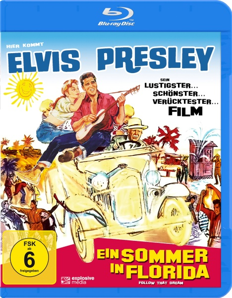 Elvis Presley: Ein Sommer in Florida (Blu-ray)