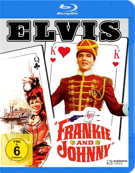 Elvis Presley: Frankie und Johnny (Blu-ray)