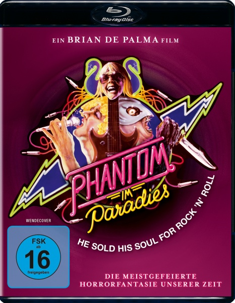 Phantom im Paradies - Phantom of the Paradise (Blu-ray)