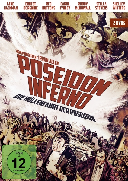 Poseidon Inferno - Die Höllenfahrt der Poseidon (DVD)