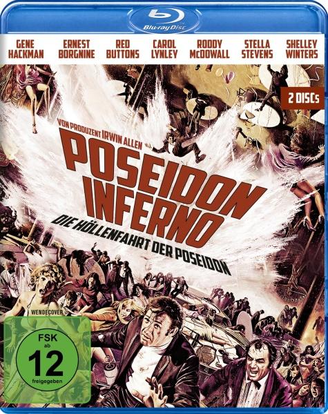 Poseidon Inferno - Die Höllenfahrt der Poseidon (Blu-ray + DVD)