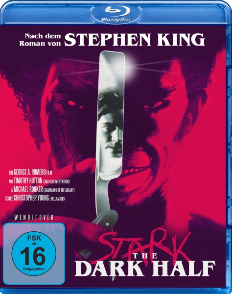 Stephen Kings Stark - The Dark Half (Blu-ray)