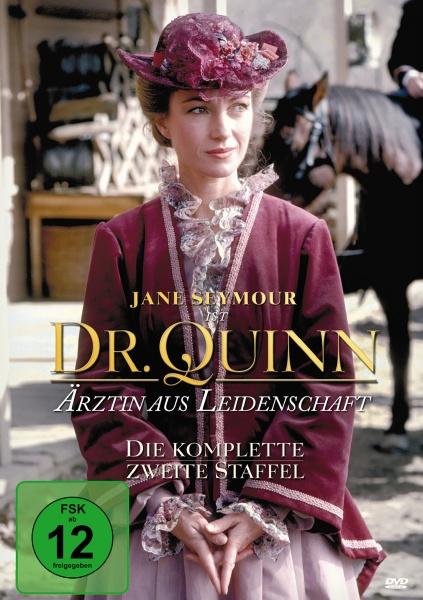 Dr Quinn - Ärztin aus Leidenschaft Staffel 2 (Amaray) (6 DVDs)