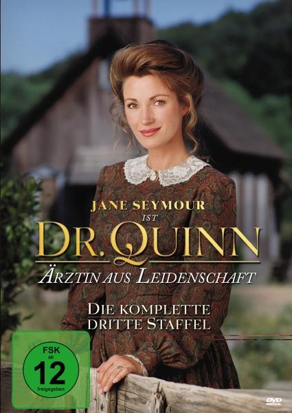 Dr Quinn - Ärztin aus Leidenschaft Staffel 3 (Amaray) (6 DVDs)